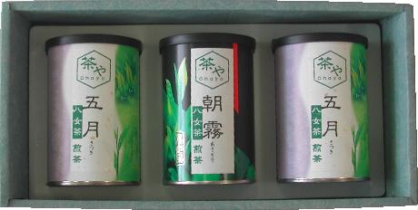 五月2缶朝霧1缶セット