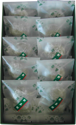 新茶餅10袋入