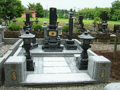 和型墓石7