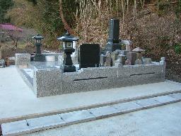 和型墓石2
