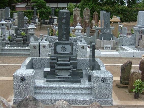 和型墓石5