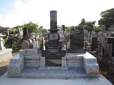和型墓石1