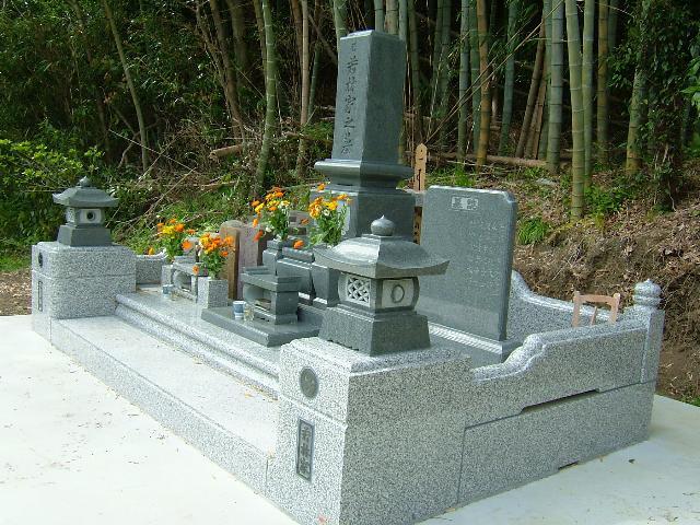 和型墓石21