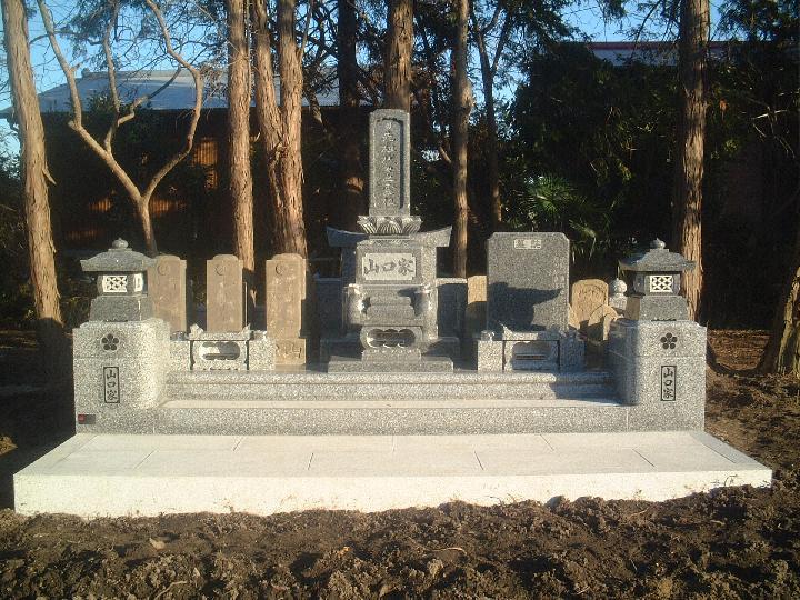 和型墓石18