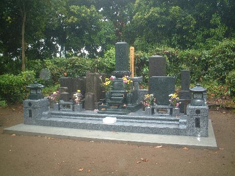 和型墓石17