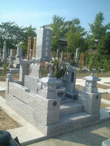 和型墓石15