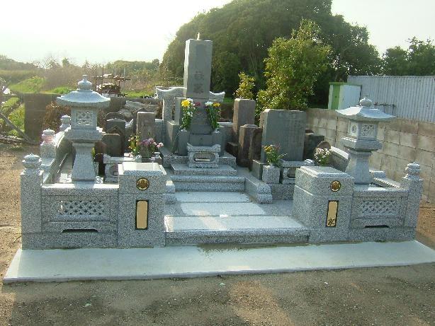 和型墓石9
