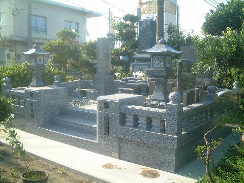 和型墓石16