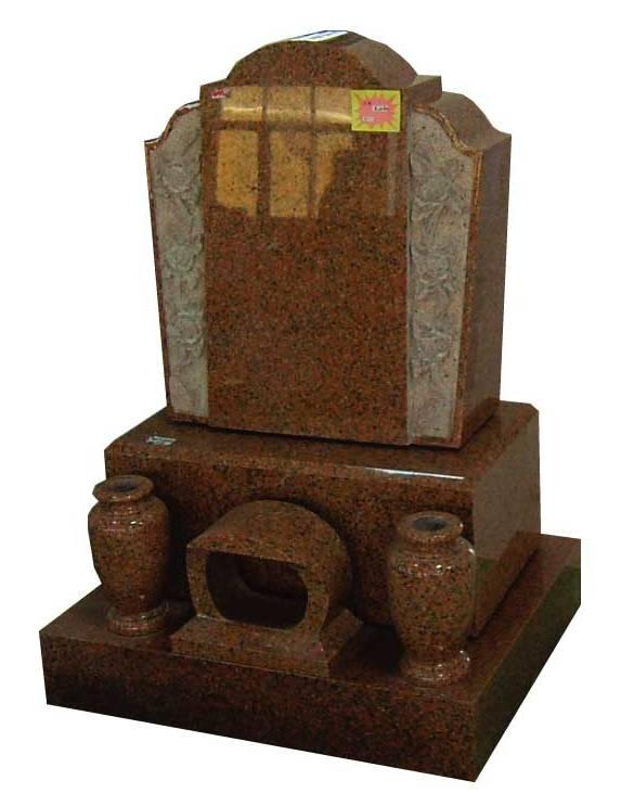 洋型墓石④