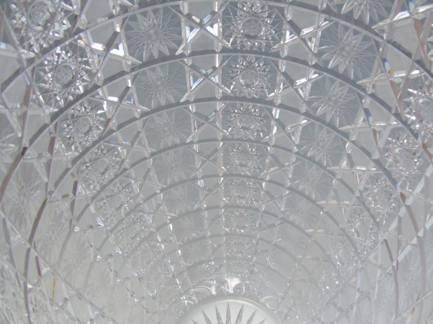 ボヘミア・グラスクリスタル 500pk h355