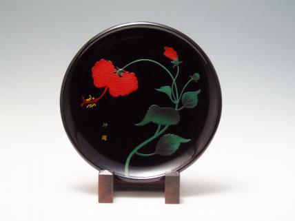琉球沖縄伝統工芸品 琉球漆器