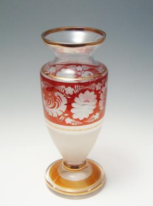 ガラス 花瓶