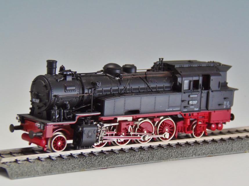 Nゲージ 93-357 蒸気機関車
