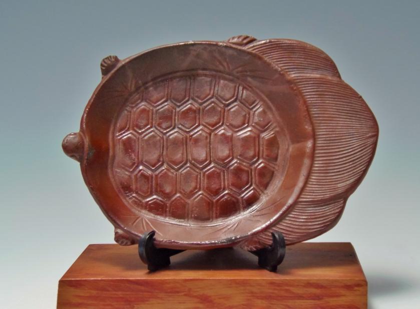 亀皿 骨董品
