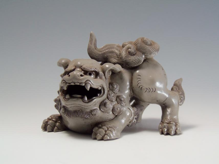 獅子 骨董