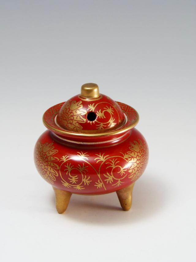 香炉 骨董品