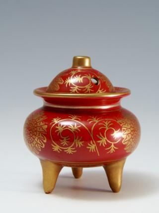 香炉 ミニ 九谷焼