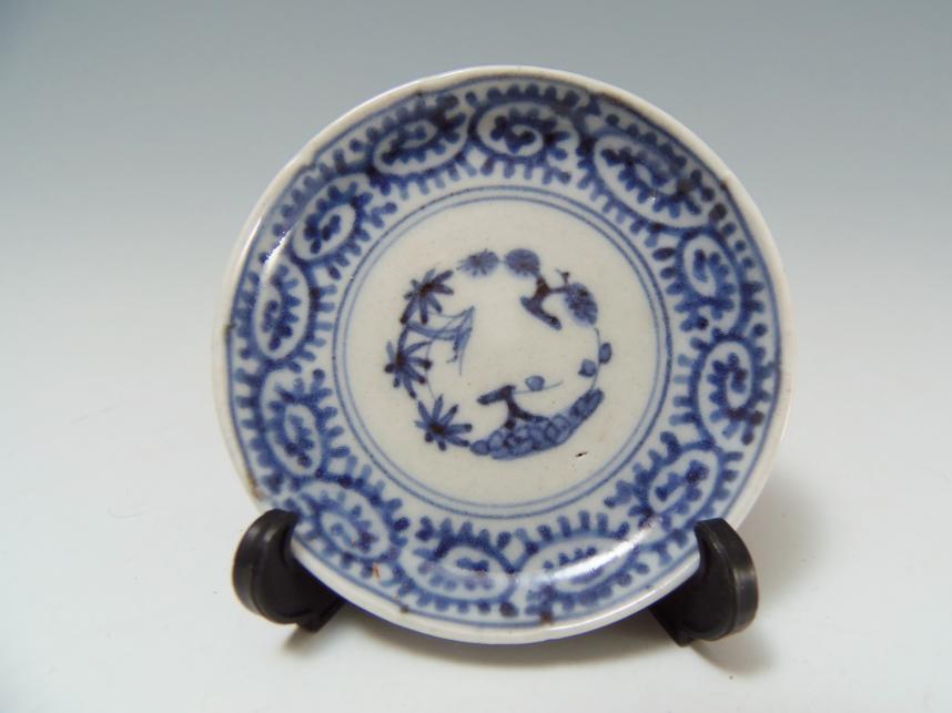 蛸唐草 豆皿