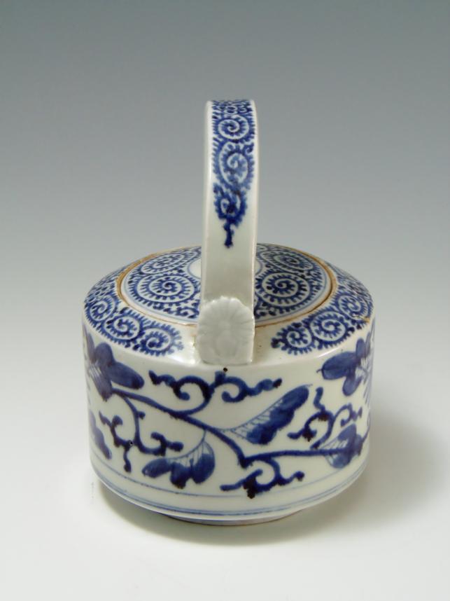 蛸唐草 骨董品