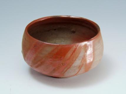抹茶茶碗 小西陶蔵 備前焼