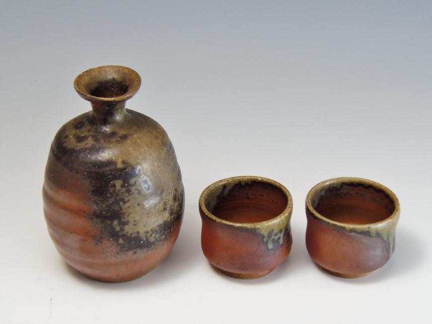 徳利 陶古窯