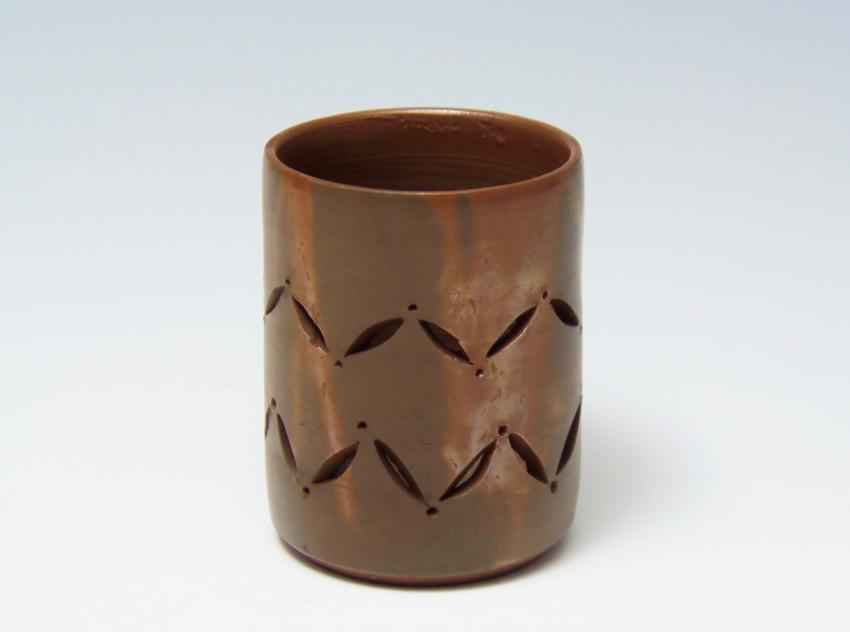 ペンスタンド 陶器