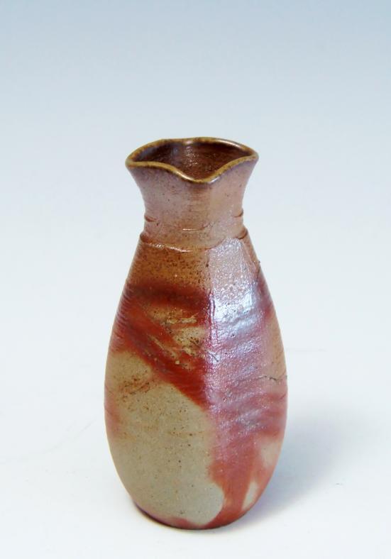 緋襷 花瓶