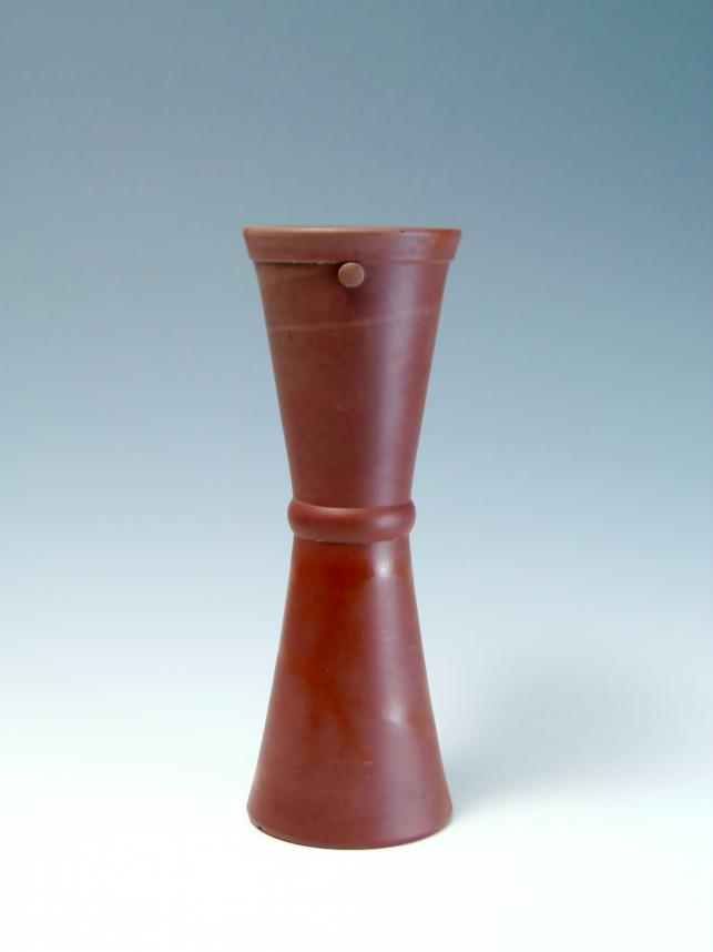 花瓶 鼓形