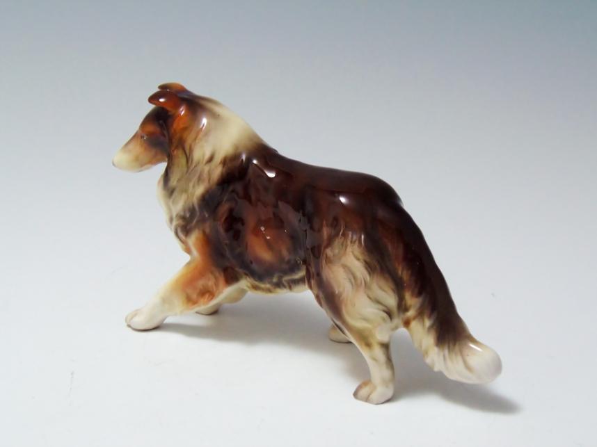 犬 置物 骨董品