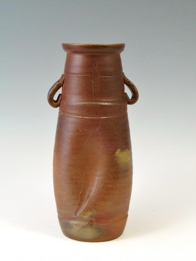 花瓶 備前焼