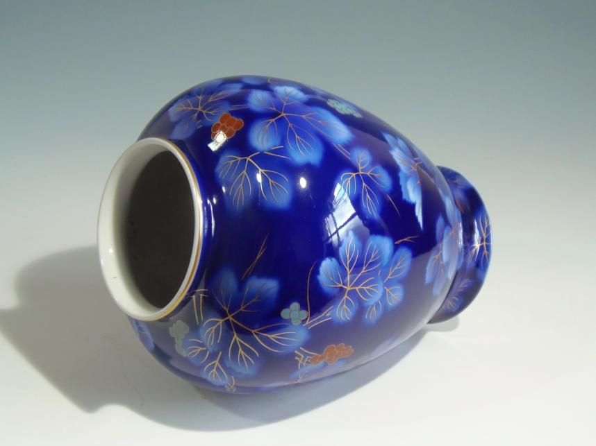 深川製 花瓶