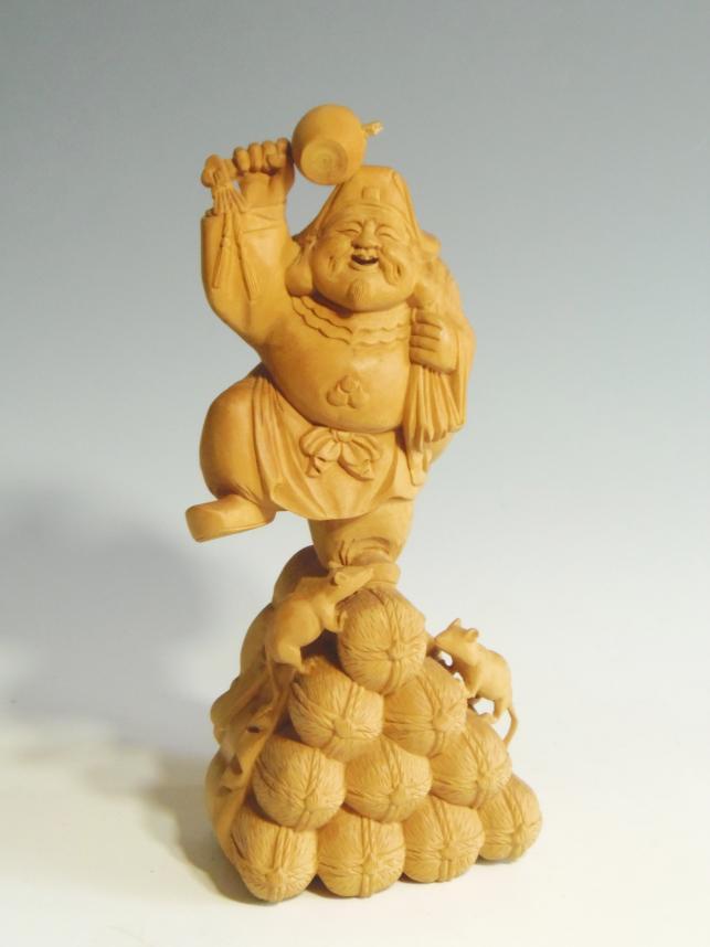 木彫り 置物