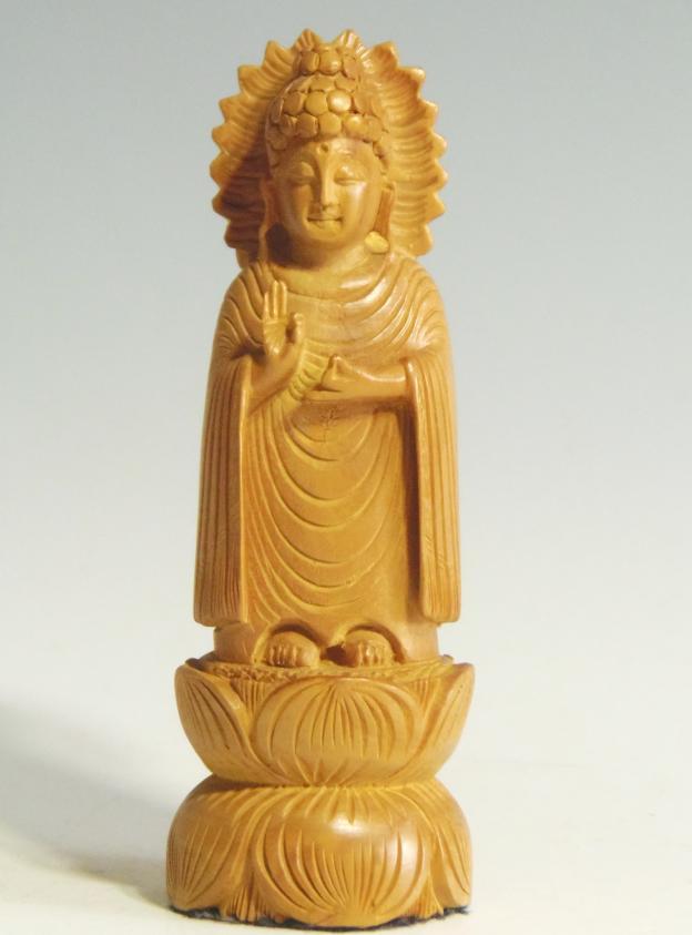 木彫り仏像販売