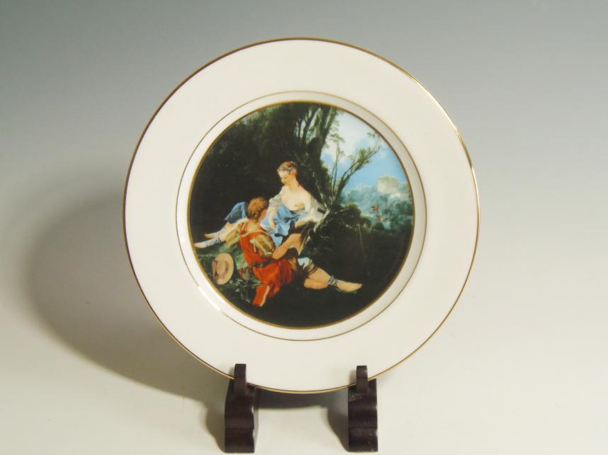 東京富士美術館 土産皿