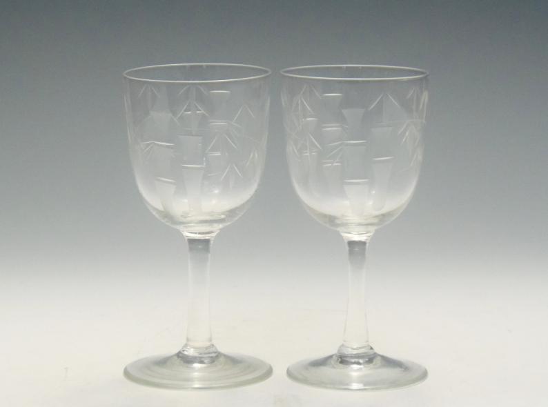 toyo sasakiglass ペアワイングラス