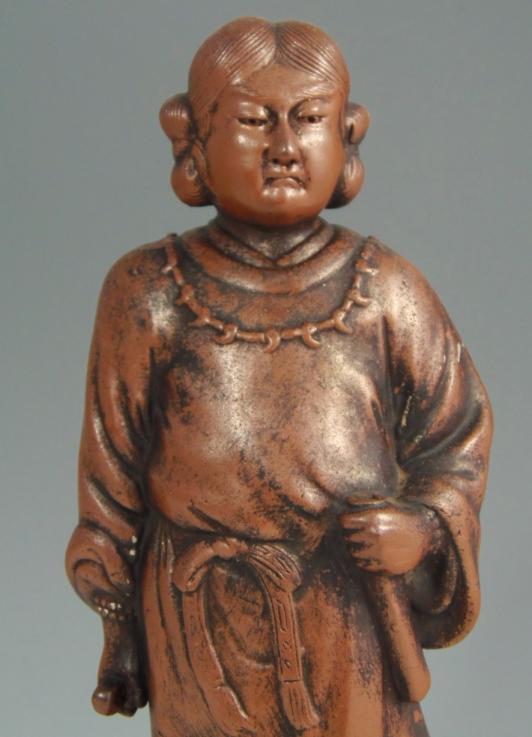 古備前焼 仏像