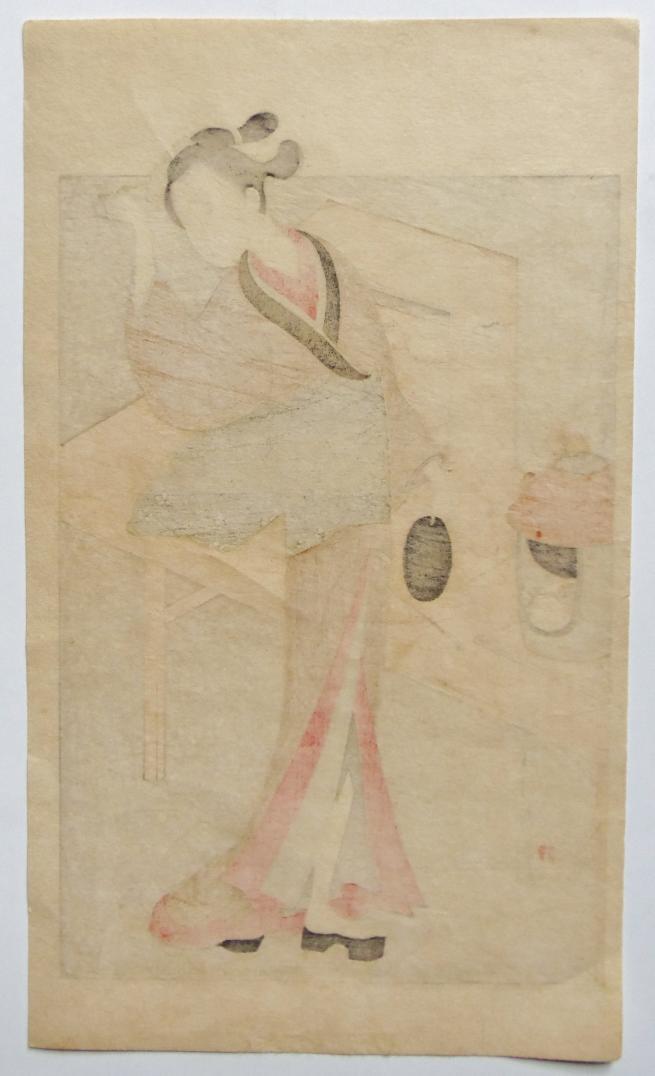 浮世絵 木版画
