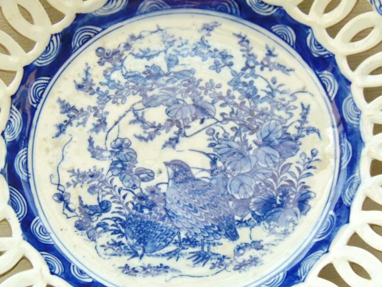 古伊万里 皿 飾り皿 装飾皿 中皿