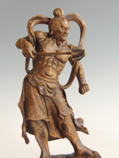 木彫 置物 仏像