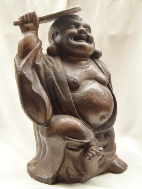 江戸時代 七福神 骨董品