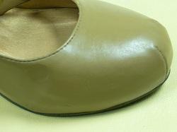 革靴色剥げリペア