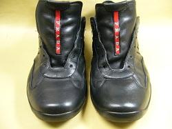 プラダ靴染め直し