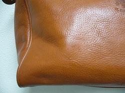 革鞄 カビ