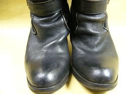 靴カビ取り