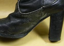 靴カビ クリーニング