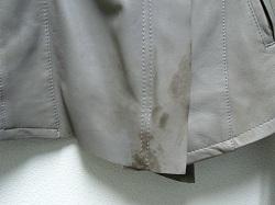 革ジャケット クリーニング レザーサロン