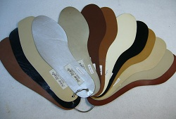 革靴 中敷修理