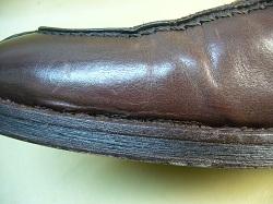 靴破れ修理