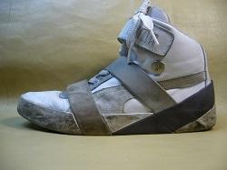 白い靴汚れ