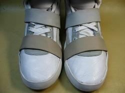 白いスニーカー汚れクリーニング